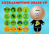 GIOCA ONLINE A EXTRAEMOTION DRESS-UP