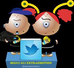 Extraemotion Twitter